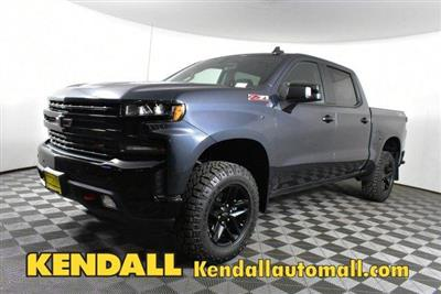 2020 Silverado 1500 Crew Cab 4x4, Pickup #D100536 - photo 1