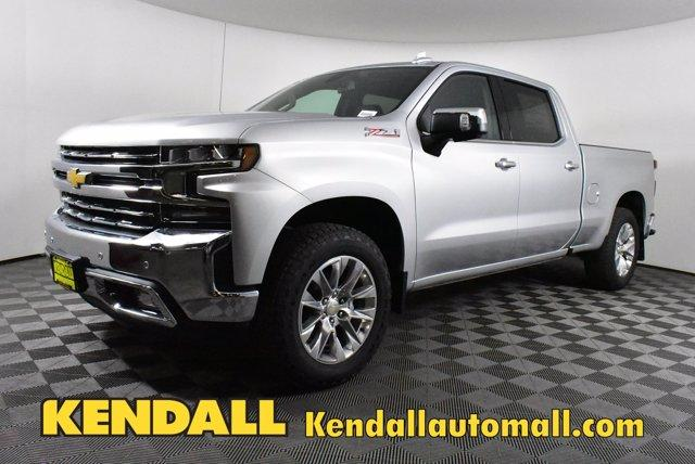2020 Chevrolet Silverado 1500 Crew Cab 4x4, Pickup #D100540 - photo 1