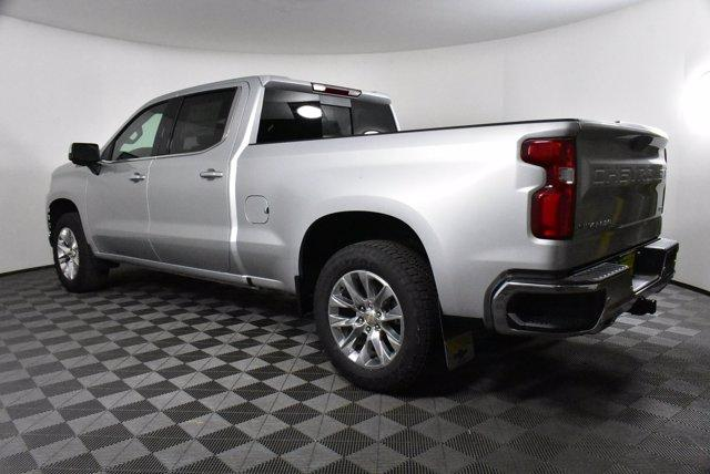 2020 Silverado 1500 Crew Cab 4x4, Pickup #D100540 - photo 1