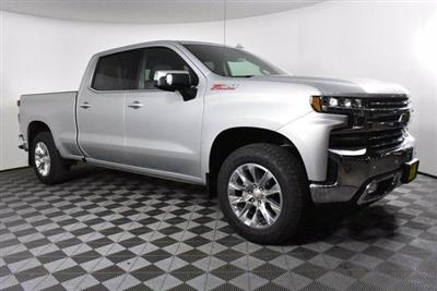 2020 Chevrolet Silverado 1500 Crew Cab 4x4, Pickup #D100540 - photo 4