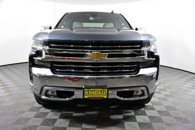 2020 Silverado 1500 Crew Cab 4x4, Pickup #D100547 - photo 3