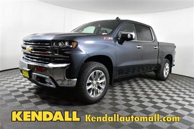 2020 Silverado 1500 Crew Cab 4x4, Pickup #D100547 - photo 1