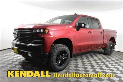 2020 Silverado 1500 Crew Cab 4x4, Pickup #D100562 - photo 1