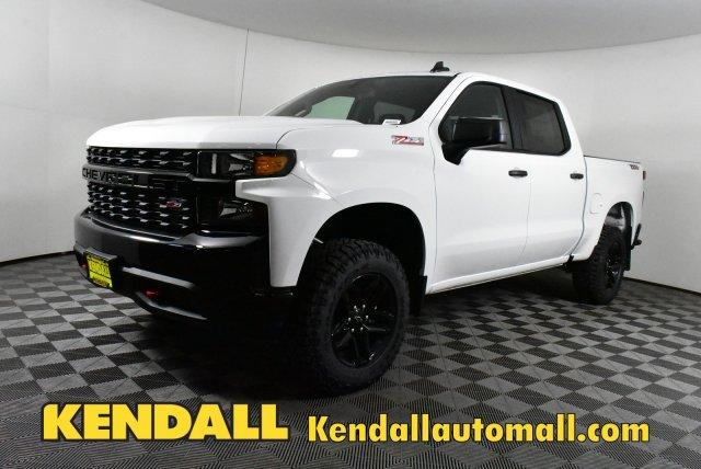 2020 Silverado 1500 Crew Cab 4x4, Pickup #D100568 - photo 1