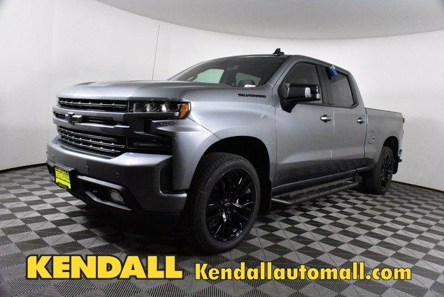 2020 Chevrolet Silverado 1500 Crew Cab 4x4, Pickup #D100589 - photo 1