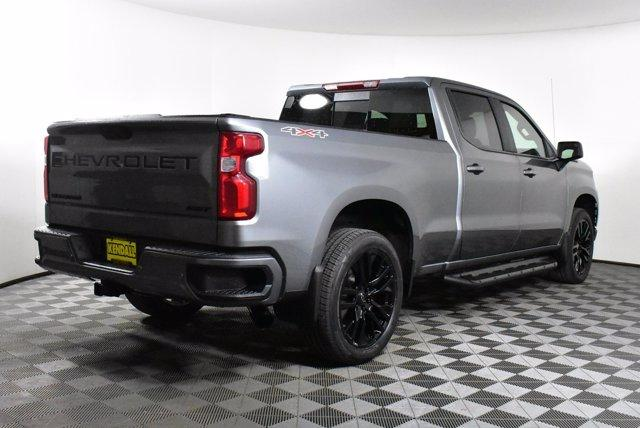 2020 Chevrolet Silverado 1500 Crew Cab 4x4, Pickup #D100589 - photo 7