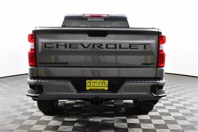 2020 Chevrolet Silverado 1500 Crew Cab 4x4, Pickup #D100589 - photo 8