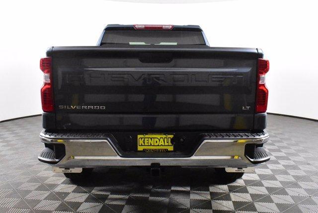 2020 Chevrolet Silverado 1500 Crew Cab 4x4, Pickup #D100608 - photo 8