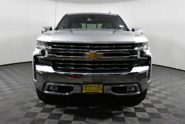 2020 Silverado 1500 Crew Cab 4x4, Pickup #D100623 - photo 3