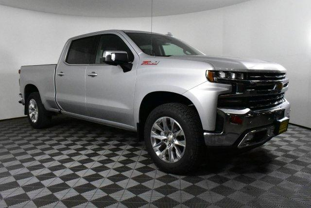 2020 Silverado 1500 Crew Cab 4x4, Pickup #D100623 - photo 4