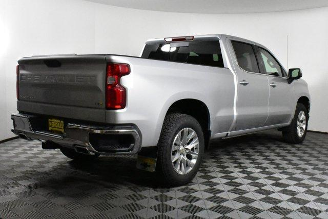 2020 Silverado 1500 Crew Cab 4x4, Pickup #D100623 - photo 7