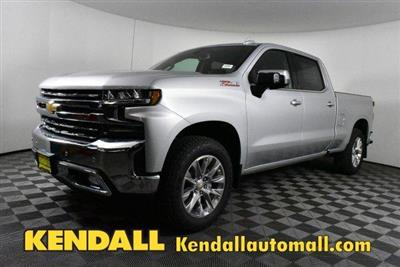 2020 Silverado 1500 Crew Cab 4x4, Pickup #D100623 - photo 1