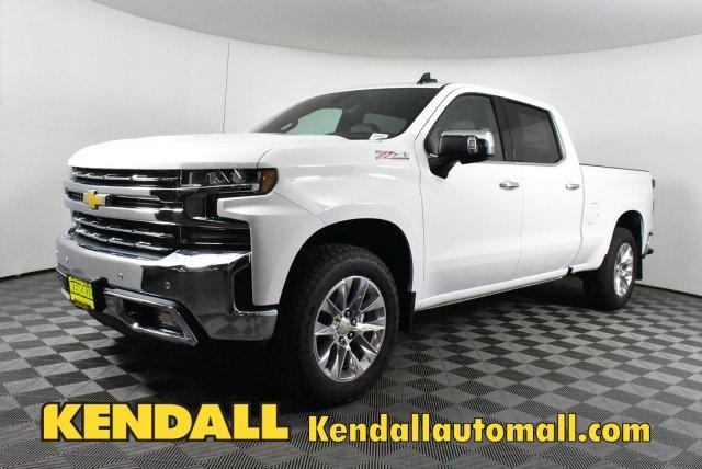 2020 Silverado 1500 Crew Cab 4x4, Pickup #D100632 - photo 1