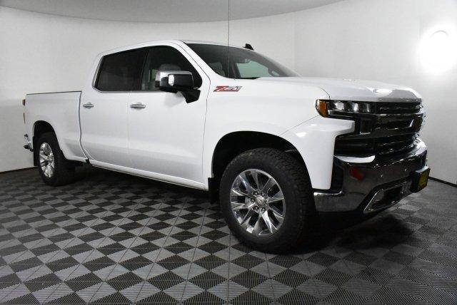 2020 Silverado 1500 Crew Cab 4x4, Pickup #D100632 - photo 4