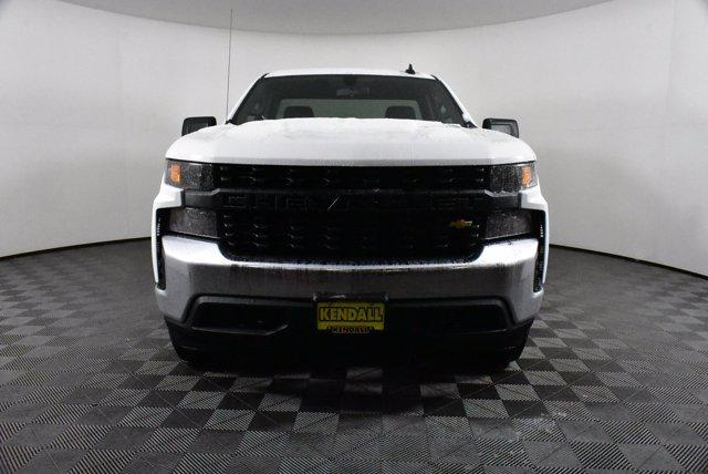 2020 Silverado 1500 Regular Cab 4x4, Pickup #D100642 - photo 3