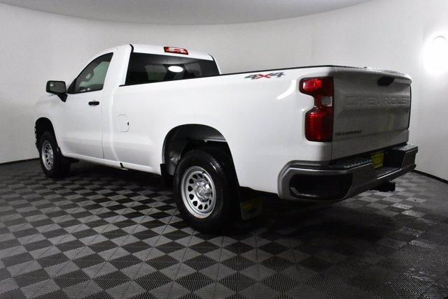 2020 Silverado 1500 Regular Cab 4x4, Pickup #D100642 - photo 1