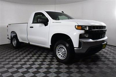 2020 Silverado 1500 Regular Cab 4x4, Pickup #D100642 - photo 4