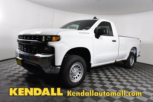 2020 Chevrolet Silverado 1500 Regular Cab 4x4, Pickup #D100643 - photo 1