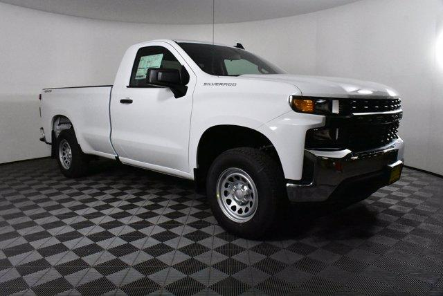 2020 Chevrolet Silverado 1500 Regular Cab 4x4, Pickup #D100643 - photo 3