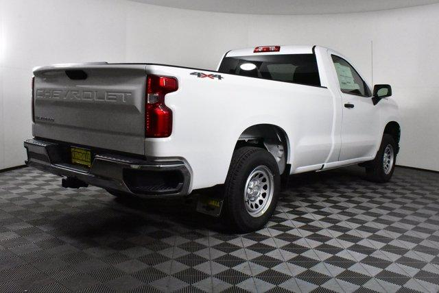 2020 Chevrolet Silverado 1500 Regular Cab 4x4, Pickup #D100643 - photo 5