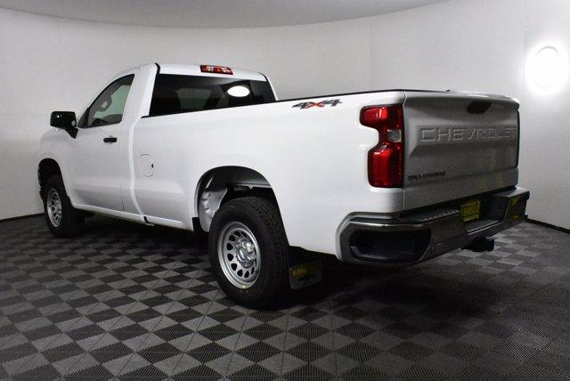 2020 Silverado 1500 Regular Cab 4x4, Pickup #D100643 - photo 1
