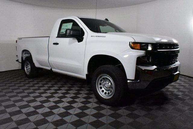 2020 Silverado 1500 Regular Cab 4x4, Pickup #D100644 - photo 4