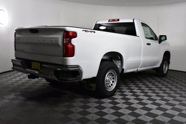 2020 Silverado 1500 Regular Cab 4x4, Pickup #D100644 - photo 6