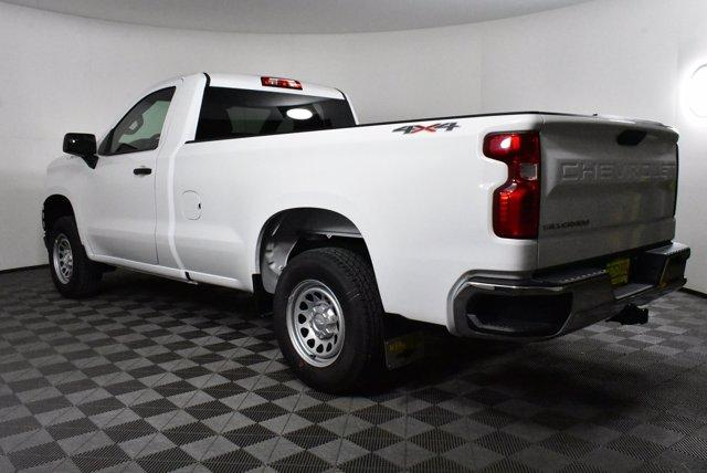 2020 Chevrolet Silverado 1500 Regular Cab 4x4, Pickup #D100644 - photo 1