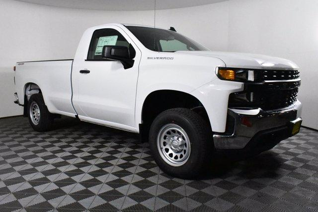 2020 Chevrolet Silverado 1500 Regular Cab 4x4, Pickup #D100645 - photo 4