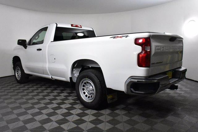 2020 Chevrolet Silverado 1500 Regular Cab 4x4, Pickup #D100645 - photo 2