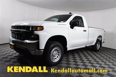 2020 Chevrolet Silverado 1500 Regular Cab 4x4, Pickup #D100645 - photo 1