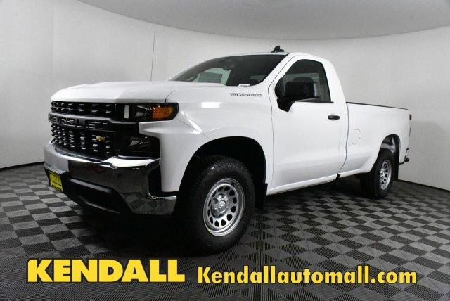 2020 Silverado 1500 Regular Cab 4x2, Pickup #D100646 - photo 1