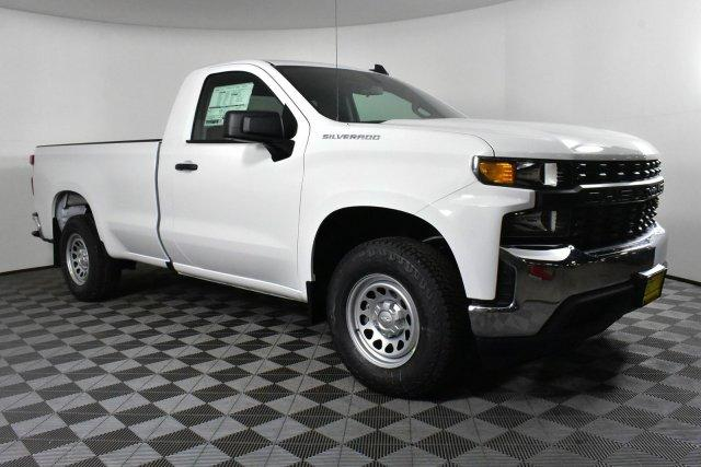 2020 Silverado 1500 Regular Cab 4x2, Pickup #D100646 - photo 4