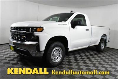 2020 Silverado 1500 Regular Cab 4x2, Pickup #D100647 - photo 1