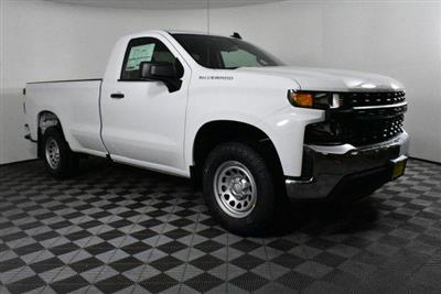 2020 Silverado 1500 Regular Cab 4x2, Pickup #D100647 - photo 4