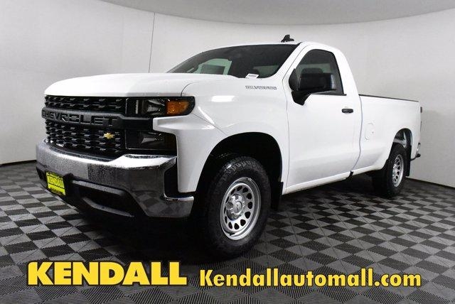 2020 Silverado 1500 Regular Cab 4x2, Pickup #D100648 - photo 1