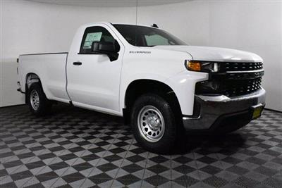 2020 Silverado 1500 Regular Cab 4x2, Pickup #D100648 - photo 4