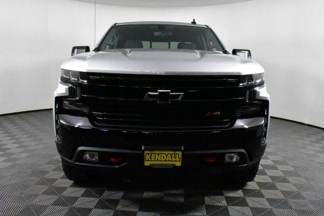 2020 Silverado 1500 Crew Cab 4x4, Pickup #D100697 - photo 3