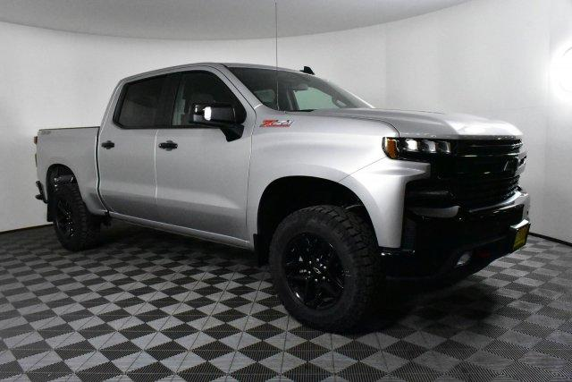 2020 Silverado 1500 Crew Cab 4x4, Pickup #D100697 - photo 4