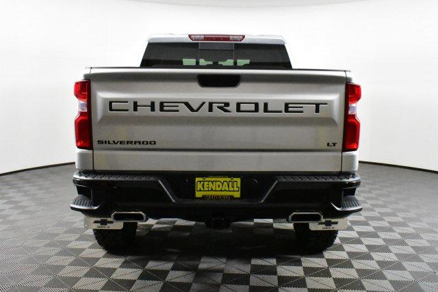 2020 Silverado 1500 Crew Cab 4x4, Pickup #D100697 - photo 8