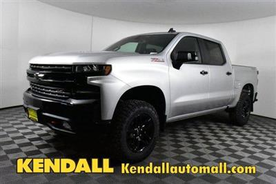 2020 Silverado 1500 Crew Cab 4x4, Pickup #D100697 - photo 1