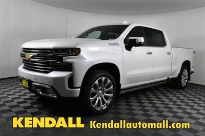 2020 Chevrolet Silverado 1500 Crew Cab 4x4, Pickup #D100702 - photo 1