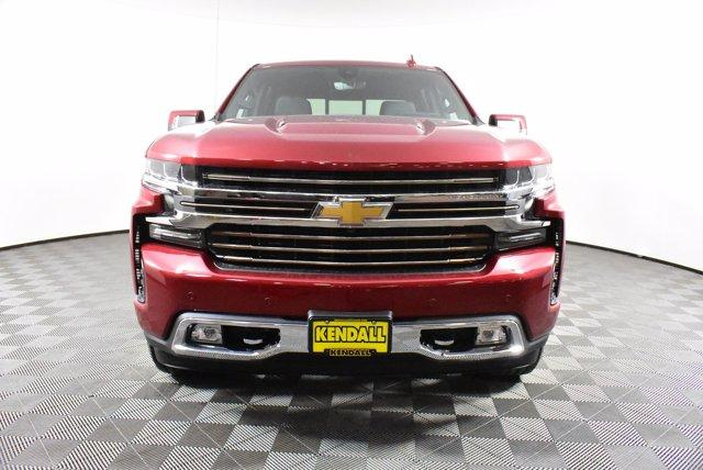 2020 Silverado 1500 Crew Cab 4x4, Pickup #D100704 - photo 3
