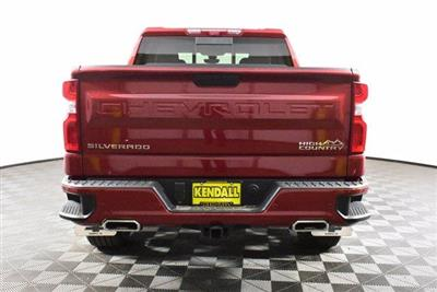 2020 Silverado 1500 Crew Cab 4x4, Pickup #D100704 - photo 8