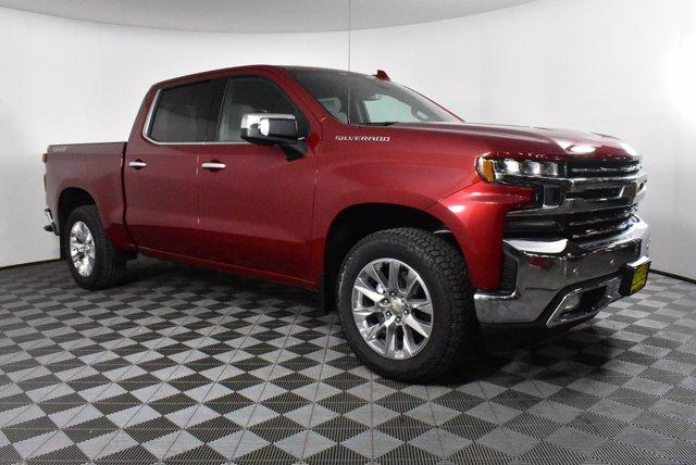 2020 Chevrolet Silverado 1500 Crew Cab 4x4, Pickup #D100705 - photo 4