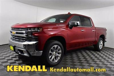2020 Chevrolet Silverado 1500 Crew Cab 4x4, Pickup #D100705 - photo 1