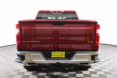 2020 Chevrolet Silverado 1500 Crew Cab 4x4, Pickup #D100705 - photo 8