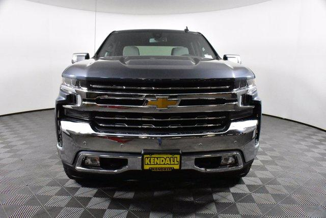 2020 Silverado 1500 Crew Cab 4x4, Pickup #D100718 - photo 3