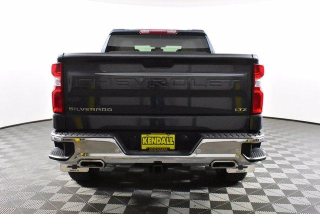 2020 Silverado 1500 Crew Cab 4x4, Pickup #D100718 - photo 8