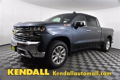 2020 Chevrolet Silverado 1500 Crew Cab 4x4, Pickup #D100718 - photo 1